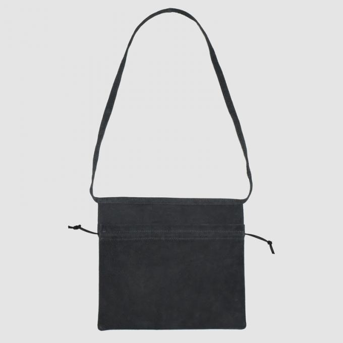 Hender Scheme / Red Cross Bag Small (Dark Gray)