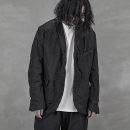 GARMENT REPRODUCTION OF WORKERS × twelve / Linen Pauvre Jacket