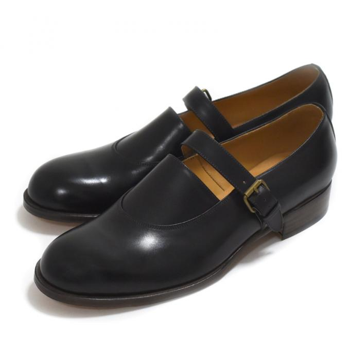 forme / Strapped Loafer Triple Stitch