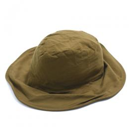 COMESANDGOES / Flexible Hat(Camel)
