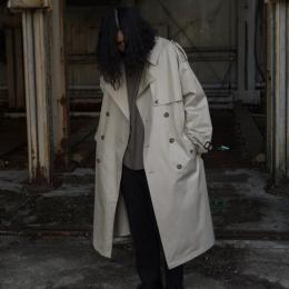 stein / Lay Oversized Trench Coat