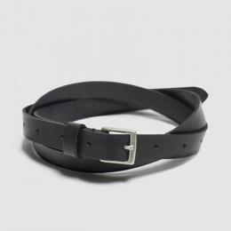 WIRROW / Narrow Belt (Black)