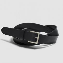 WIRROW / Simple Belt (Black)