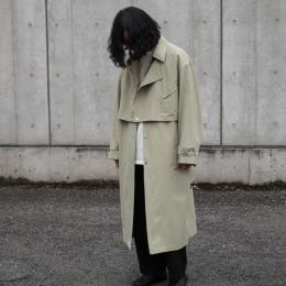 YOKE / Detachable Duster Coat