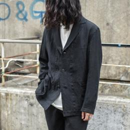 【SALE】POLYPLOID / Suit Jacket #C (Black)