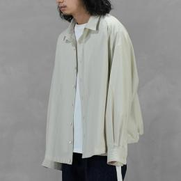 MAINU / Cotton Regular Collar Emergency Shirts