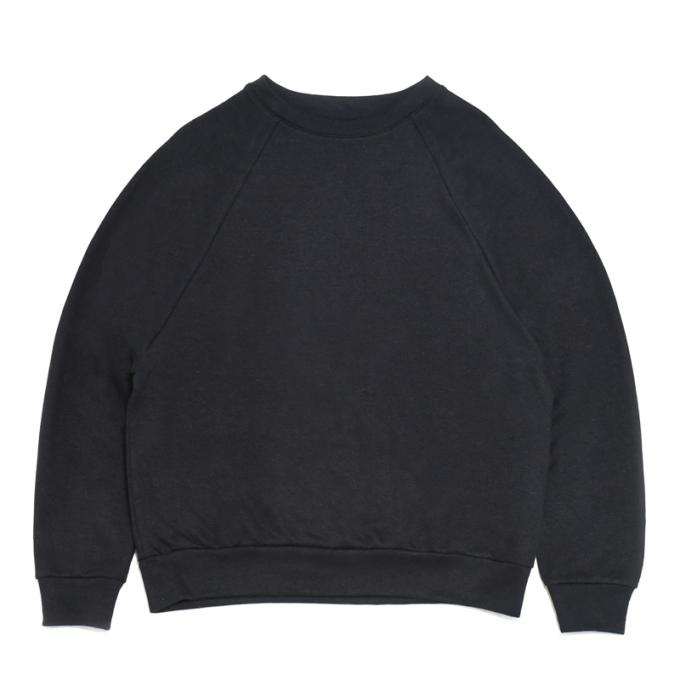 WIRROW / Linen Cotton Sweat Shirt