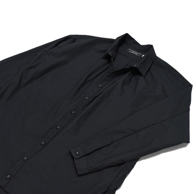 GARMENT REPRODUCTION OF WORKERS × twelve / Maquignon Shirt (Black)