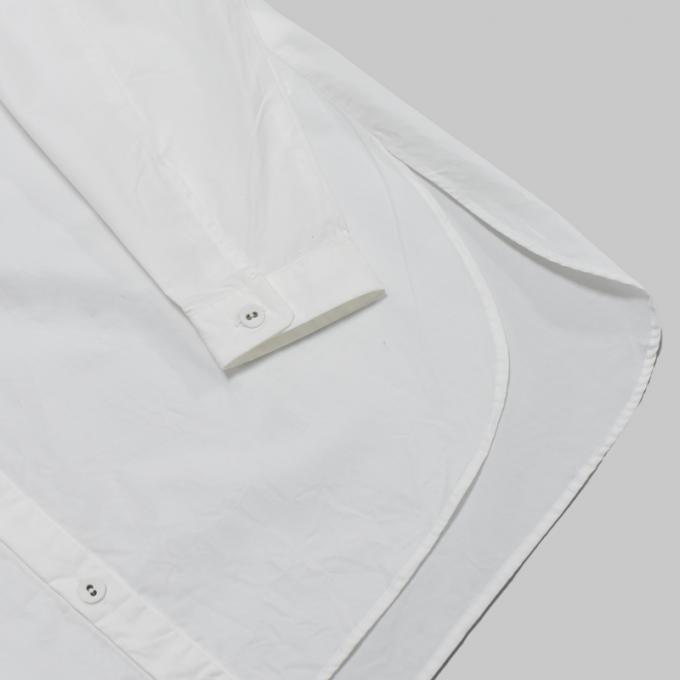 GARMENT REPRODUCTION OF WORKERS × twelve / Maquignon Shirt (White)