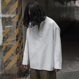 Dead Stock / Russian Military Sleeping Shirt (White)