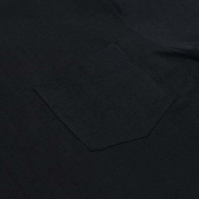CAMBER / 8oz Max Weight Pocket Tee (Black)