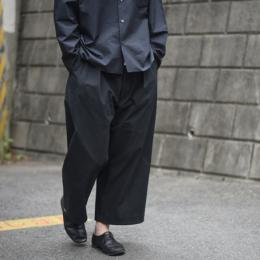 MAINU / CP Side Dirts Pocket Wide Pants (Black)