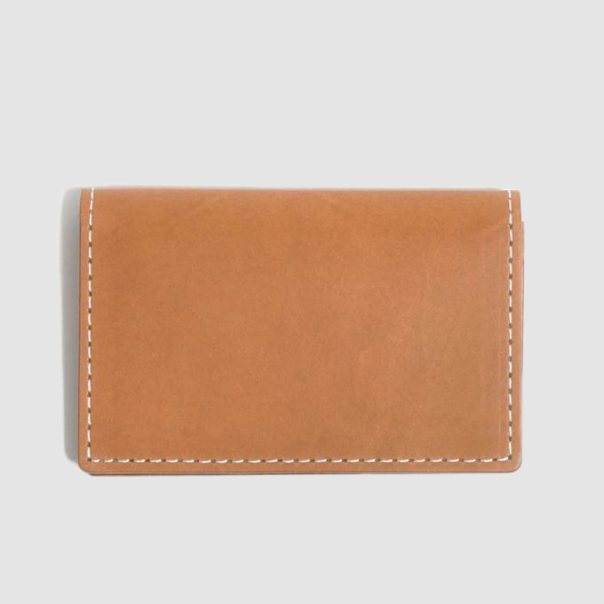 Hender Scheme / Folded Card Case (Natural)