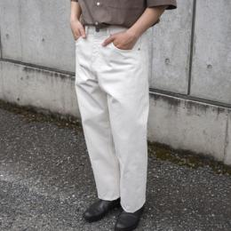 AURALEE / Hard Twist Denim Wide Pants