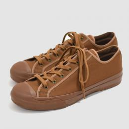 STUDIO NICHOLSON / Merino Canvas Shoes (Walnut)