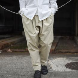 STUDIO NICHOLSON / Bord Pants (Tan)