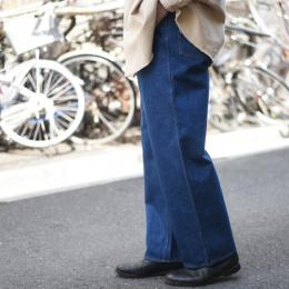 WESTOVERALLS / 803W Denim Wide Pants
