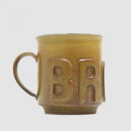 BROWN by 2-tacs / Brown Mug