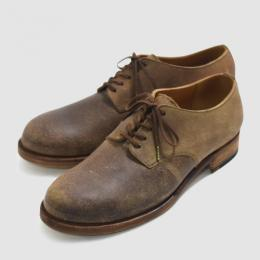 forme / Blucher Shoes GUIDI Italian Vacchetta Leather