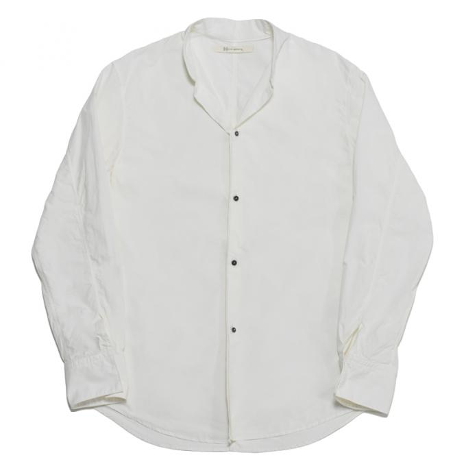 Honor gathering × twelve / Luxury Hotel Cotton Stand Collar Shirt