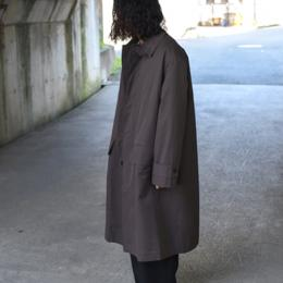 STUDIO NICHOLSON / Technical Cotton Car Coat