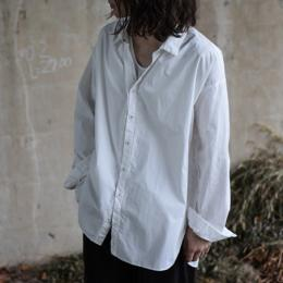 GARMENT REPRODUCTION OF WORKERS / Maquignon Shirt (White)