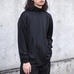 un/unbient / Washable Wool Jersey Hi-neck