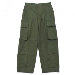 1960's French Military M-47 Cargo Pants(Length-2up)