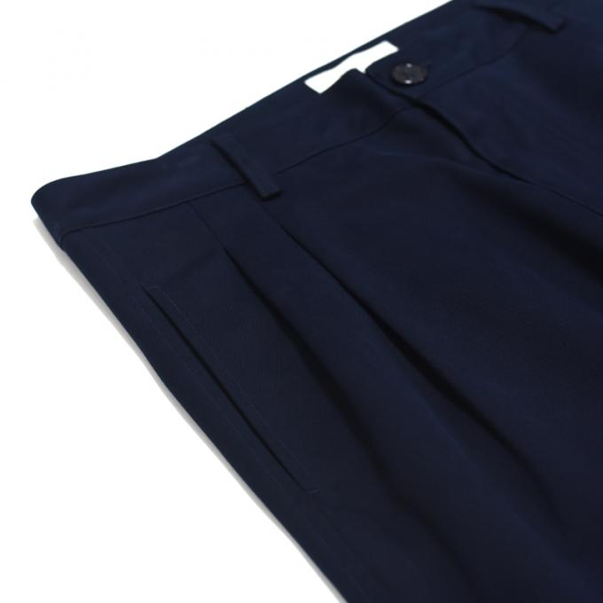 STUDIO NICHOLSON / Bonsai Pants (Dark Navy)