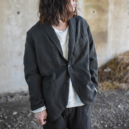 GARMENT REPRODUCTION OF WORKERS / Quasimodo Jacket (Weed)