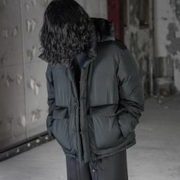 AURALEE / Suvin High Count Cloth Down Jacket