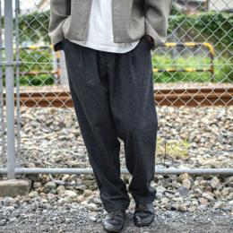 MASTER&Co. / Flannel Draw String Pants (DK Grey)