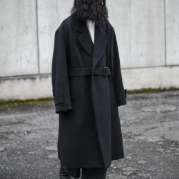 stein / Oversized Less Coat
