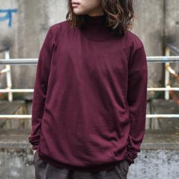 【SALE】STUDIO NICHOLSON / Fine Gauge Turtleneck