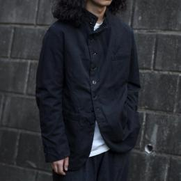 GARMENT REPRODUCTION OF WORKERS / 1895 Bourgeron Jacket (Dry Black)