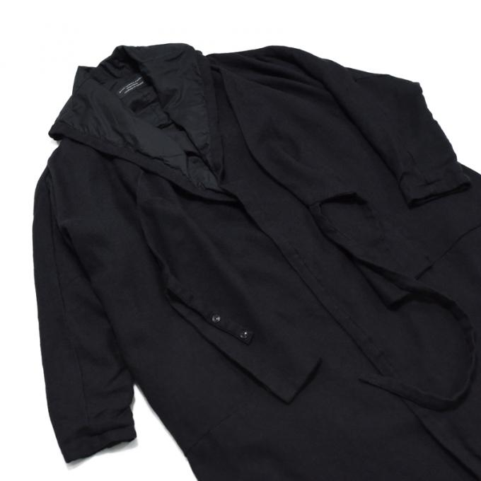 GARMENT REPRODUCTION OF WORKERS × twelve / Robe Belle (Black)