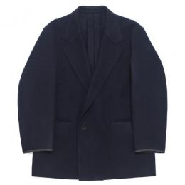 MAINU / Wool Unlined Cut Off Jacket