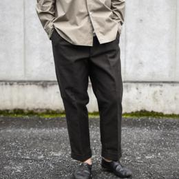 Riprap / Moleskin Two Tuck Slacks