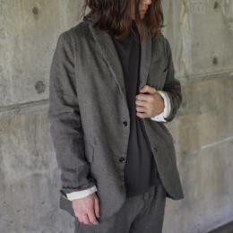 GARMENT REPRODUCTION OF WORKERS / Quasimodo Jacket (Pewter)