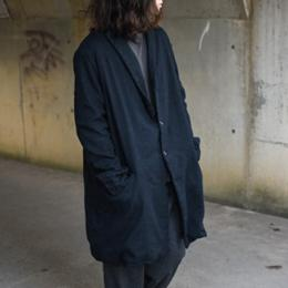 GARMENT REPRODUCTION OF WORKERS / Quasimodo Coat (Navy)
