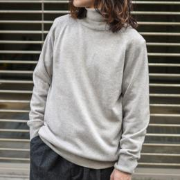 Phlannel / Cashmere Wool Turtle-neck Sweater