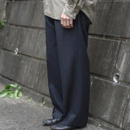 WIRROW / Flannel Wide Pants