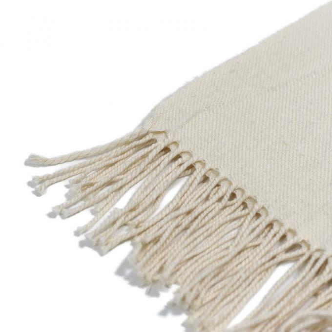 loomer / Aspero Cotton Twill Brushed Throwket