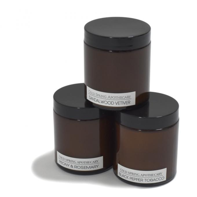 Cold Spring Apothecary / LTD Aroma Travel Candle