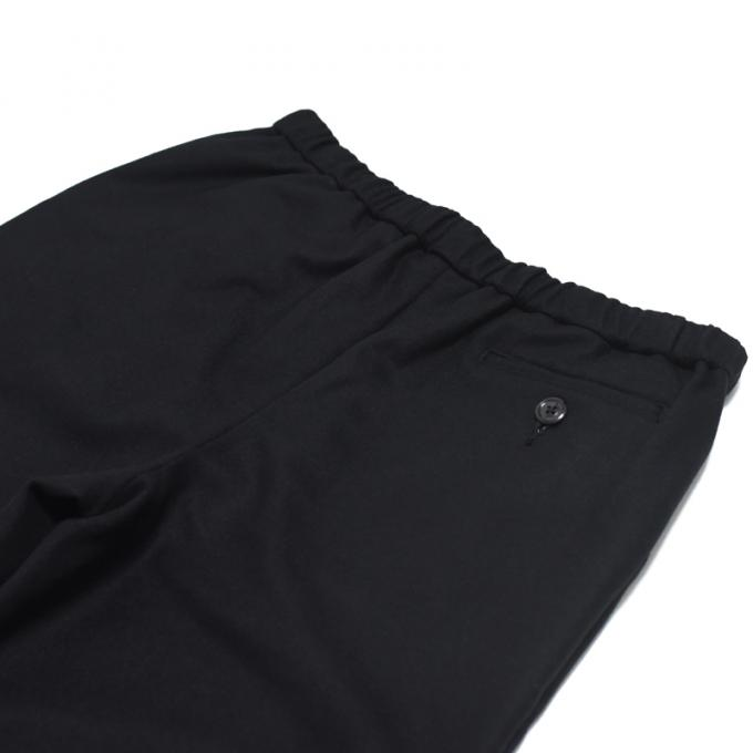 MASTER&Co. / Flannel Draw String Pants (Black)