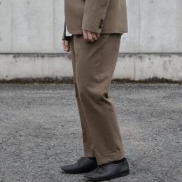 Riprap / Two Tuck Slacks (M Brown)
