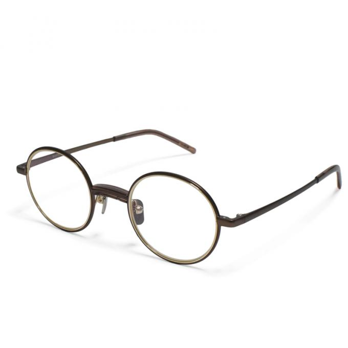kearny / Steve (Clear Brown×Brown×Clear)